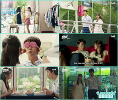 Bongpal and hyun ji first date - Let's Fight Ghost - Episode 9 Review - Korean…