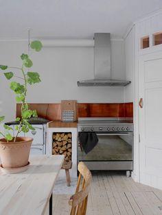 Alle vegger er malt i LADY Pure Color 1376 Frostrøyk Decor, Furniture, Home Decor, Color, Pure Color