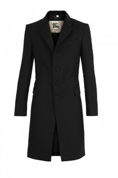 Burberry Winterstorms Menswear: Coats