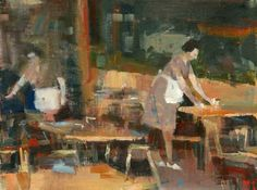 "Saatchi Art Artist Darren Thompson; Painting, ""(SOLD)"" #art"