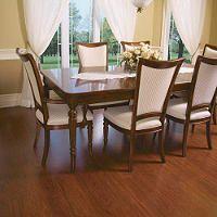 Traditional Living® Premium Laminate Flooring   Red Mahogany; 8MM + 2MM  Underlayment Thick