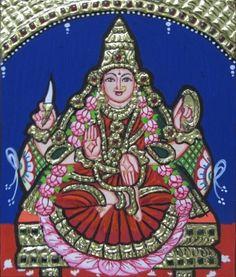 "Vijaya Lakshmi - 7x6"" each - sumarts.biz/"