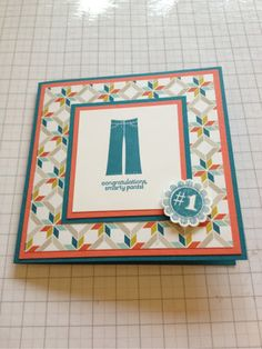 Stampin Up! Ideas & Supplies: Patterned Occasions set