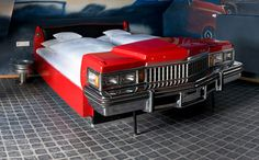 autos convertidos en camas o muebles - Buscar con Google