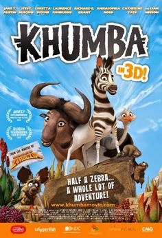 Khumba DVD ~ Liam Neeson, A half-stripped zebra blamed for the drought in Great Karoo embarks on a quest to earn his stripes by finding the legendary waterhole and saving the animals back home. Cartoon Movies, Hd Movies, Movies Online, Movies And Tv Shows, Movie Tv, Comedy Movies, Cartoon News, Movies 2014, Movie Blog
