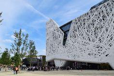 Expo Milão 2015: Pavilhão da Itália / Nemesi