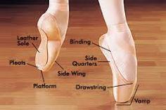 What is a pointe shoe?