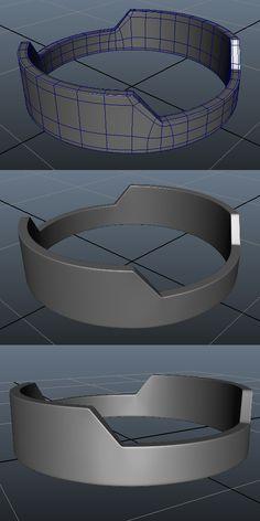 FAQ: How u model dem shapes? Subd mini-tuts AKA USE THE RIGHT AMOUNT OF GEO - Page 162 - Polycount Forum