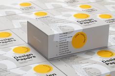Europapier's New Design Papers Collection Has Arrived! | Design & Paper Egg Packaging, Cosmetic Packaging, Paper Logo, Scroll Design, Foil Stamping, Natural Cosmetics, Packaging Design Inspiration, Graphic Design Typography, Design Agency