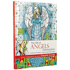 The Gift of Angels Adult Coloring Book by Christian Art Gifts http://www.amazon.com/dp/1415334498/ref=cm_sw_r_pi_dp_QqdCwb082NK9T