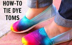 Tulip® One-Step Tie Dye | iLoveToCreate
