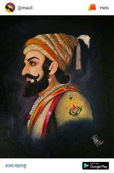 Hd Wallpapers 1080p, 1080p Wallpaper, Colorful Drawings, Art Drawings, Drawing Art, Shivaji Maharaj Painting, Shivaji Maharaj Hd Wallpaper, Krishna Painting, Indian Art Paintings