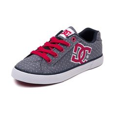 df84e8c6e6dc Shop for Womens DC Chelsea SE Skate Shoe in Navy White Pink at Journeys  Shoes.