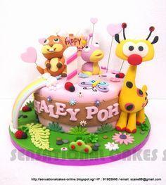 Tulli cake