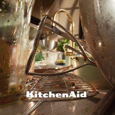 Diy Kitchen Decor, Kitchen Items, Kitchen Stuff, Red Kitchen Aid, Industrial Kitchen Design, Food Graphic Design, Pantry Design, Room Accessories, Room Decor Bedroom