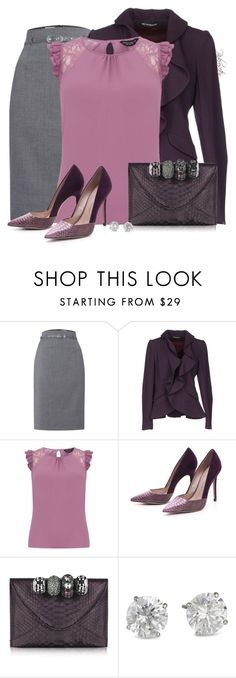 """Dorothy Perkins"" by pinkroseten ❤ liked on Polyvore featuring Dorothy Perkins, Jean-Michel Cazabat and Maison Du Posh"
