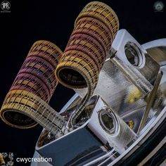 Credit to @cwycreation : Early purples mixing with the golds in the @conspiracy_rda  Checkout my team @the_parallel_resistance  Pick up some @caphillvapor juice  @thirsty_cotton for all your wicking needs  #caphillvaporco#kidneypuncher#notchinawire#teamkp#coils#coilporn#coilart#coilartisan#coiladdict#cleanbuilds#coilpics#vape#vapedaily#vapenation#vapestagram#vapeshops#vapeporn#notblowingsmoke#wireporn#buildlife#buildaddict#vapefam#buildfam#instavape#vapestagram#dripclub#TPR#teamstack for…