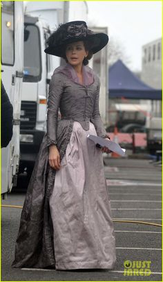 Kate Beckinsale Steps Back in Time for 'Love and Friendship ...