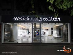 MONEYBACK MEXICO. WATCH MY WATCH is a chain of watch shops with the best fashion brands. They have more than 30 stores in the main tourist areas in Mexico: Cancun, Playa del Carmen, Chetumal, Cozumel, Veracruz and Los Cabos. Buy a watch in Watch my Watch and get a tax refund for foreign tourists! #moneyback www.moneyback.mx