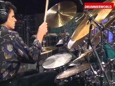 David Garibaldi: Drum Solo and David explains some fine Jazz Funk Grooves