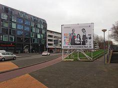 Opntwerp en opmaak van campagnedoek Nieuwzuid.nl. Opdrachtgever: Vestia