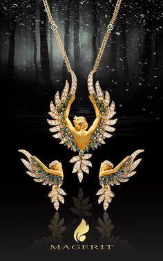 Pandora Jewelry Getting What You Want Bird Jewelry, Jewelry Sets, Jewelry Necklaces, Jewelry Design, Diamond Jewelry, Silver Jewelry, Vintage Jewelry, Silver Earrings, Jewellery Sketches