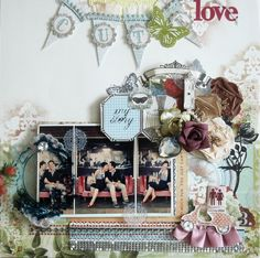 "lo ""cute love"" by design team member Jaz Lee. {tq amanda for the lovely photos}"