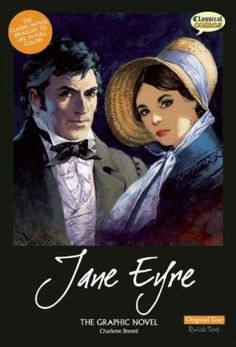 Presents in graphic novel format an adaptation of Brontë's story about an orphaned young English woman who accepts employment as a governess at Thornfield Hall, a country estate owned by the mysterious and remote Mr. Rochester.