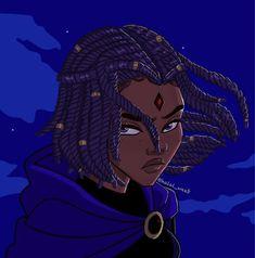 Black Love Art, Black Girl Art, Art Girl, Black Girls, Black Cartoon Characters, Black Girl Cartoon, Foto Cartoon, Cartoon Art, Black Girl Aesthetic