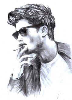 Still hot. (Just so you know, I'm okay with Zayn smoking)