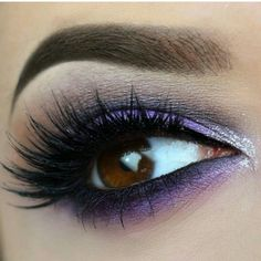 Makeuphall: The Internet`s best makeup, fashion and beauty pics are here. Eyebrows, Eyeliner, Eyeshadow, Insta Makeup, Eye Makeup, Smoky Eye, Makeup For Brown Eyes, My Beauty, Best Makeup Products