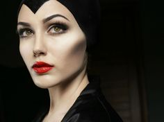 This Maleficent Makeup Job Is Wicked Good - Cosmopolitan.com