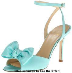kate spade new york Women's Ilexa Dress Sandal,Grace M US Ankle Strap High Heels, Bow Heels, Bow Sandals, Ankle Wrap Sandals, Heeled Sandals, Wrap Shoes, Tie Shoes, Kate Spade Sandals, Decorated Shoes