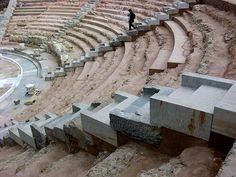 Rafael Moneo   Roman Theater of Cartagena 2008