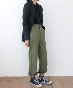 Death By Elocution Look Fashion, Korean Fashion, Fashion Outfits, Womens Fashion, Outfits With Converse, Casual Outfits, Mode Style, Style Me, Mode Jeans