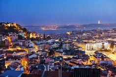 Lissabon by night