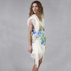 Cotton silk mix west - Brandfashion Boutique - 1