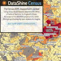 DataShine Census UK