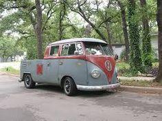 Killer VW Bus Truck in Arlington, TX