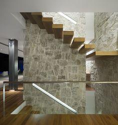 AL Rio de Janeiro / Studio Arthur Casas #stairs #wall