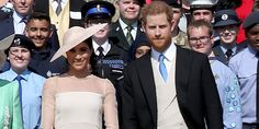 Prince Harry and Meghan Markle Just Made Their First Appearance After the Royal Wedding- HarpersBAZAAR.com