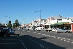 Port Fairy main street