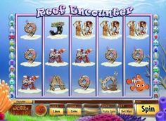 Are you a Finding Nemo fan who likes to play online slots? If so, you will enjoy playing the Reef Encounter video slot machine game. Win Online, Play Online, Casino Slot Games, Casino Reviews, Up Game, Finding Nemo, Casino Night, Slot Machine, Spinning