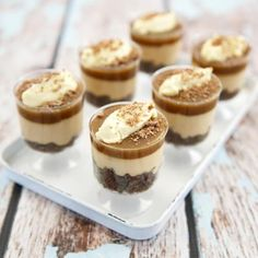Salted Caramel Cheesecake Cups Taste