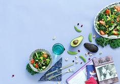 Resepti: Pirteä ja helppo salaatti sisältää monta trendikästä terveyspommia…