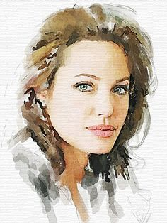 Angelina Jolie by piker77, via Flickr
