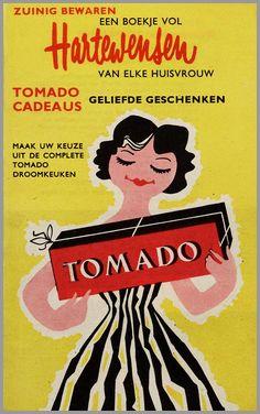 Tomado brochure, 1958-1959