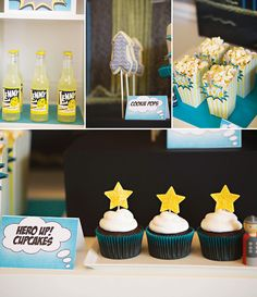 {SUPER Hero} Avengers Party Ideas | Hostess with the Mostess