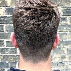 Tapered Back Haircut