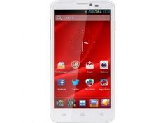 Smartphone Prestigio Dual-Sim MultiPhone 5300 Duo White - Totul Ieftin